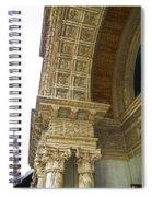 Door Arch Spiral Notebook