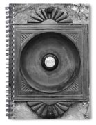 Door Bell Spiral Notebook