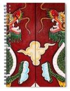 Door Dragons 03 Spiral Notebook