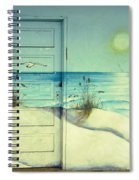 Door Of Perception Spiral Notebook