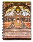 Door Splendor Spiral Notebook