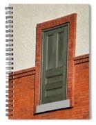 Door To No Where Spiral Notebook