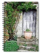 Door To The Cotswolds Spiral Notebook