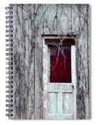 Door To The Past Spiral Notebook