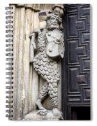 Door Warrior Spiral Notebook