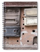 Doorbells Spiral Notebook