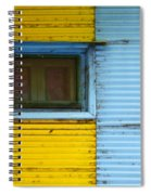 Doors And Windows Buenos Aires 15 Spiral Notebook