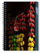 Doors And Windows Minas Gerais State Brazil 15 Spiral Notebook