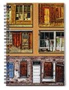 Doors And Windows Spiral Notebook