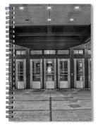 Doors Spiral Notebook