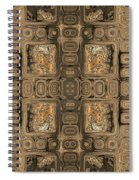 Doors Of Zanzibar Allspice Spiral Notebook