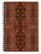 Doors Of Zanzibar Clove Spiral Notebook