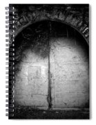Doors To The Other Side Spiral Notebook