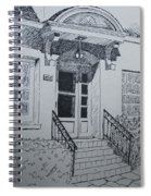 Doorway Spiral Notebook