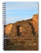 Doorway To The Past Spiral Notebook