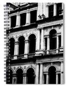 Doorways And Arches Spiral Notebook