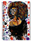 Dope Chic Spiral Notebook