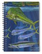 Dorado Rip Off0057 Spiral Notebook