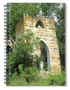 Dorchester Grotto Spiral Notebook