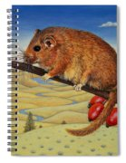 Dormouse Number Two, 1994 Spiral Notebook