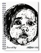 Dorothy Spiral Notebook