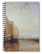 Dort Or Dordrecht Spiral Notebook
