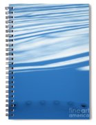Dots And Dashes Spiral Notebook