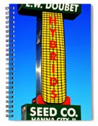 Doubet Seed Company 1.1 Spiral Notebook