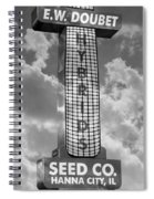 Doubet Seed Company 1.2 Spiral Notebook