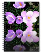 Double Delight Spiral Notebook