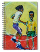 Double Dutch Spiral Notebook