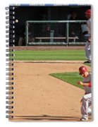 Double Play Spiral Notebook