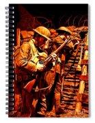 Doughboys  Spiral Notebook