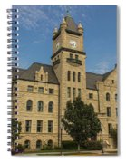 Douglas County Courthouse 4 Spiral Notebook