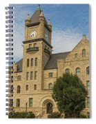 Douglas County Courthouse 5 Spiral Notebook