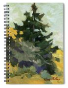 Douglas Fir In Washington Spiral Notebook