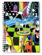 Down By The River Spiral Notebook