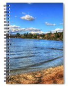 Lake District In Great Britain Spiral Notebook