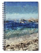 Down By The Sea 1 Spiral Notebook