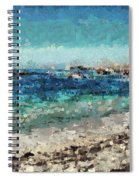 Down By The Sea 2 Spiral Notebook