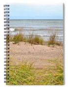 Down By The Sea Spiral Notebook