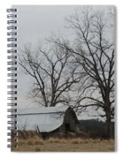 Down On The Farm 2 Spiral Notebook