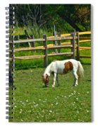 Down On The Ranch Spiral Notebook