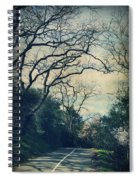 Down That Path Spiral Notebook