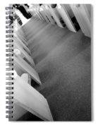 Down The Aisle Spiral Notebook