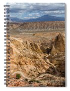 Down The Burr Trail Spiral Notebook