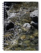 Down The River Spiral Notebook