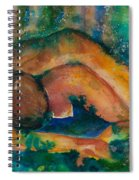 Down To Earth Up To Me Spiral Notebook