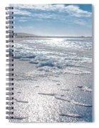 Down To The Beach Spiral Notebook