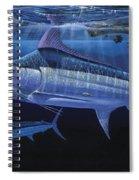 Down Under Off0055 Spiral Notebook